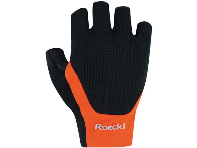 Roeckl Icon Gloves black/orange